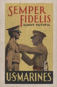 Marines Semper Fidelis