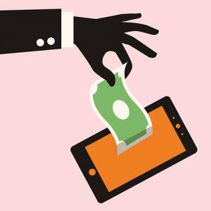 Make money from technology
