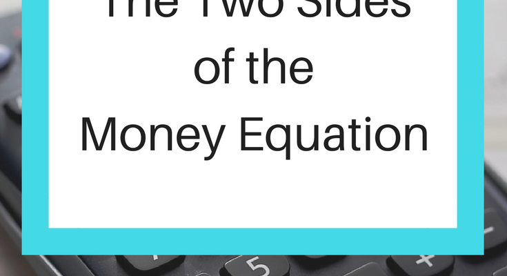 The Two Sides of the Money Equation
