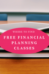 Where to Find Free Financial Planning Classes