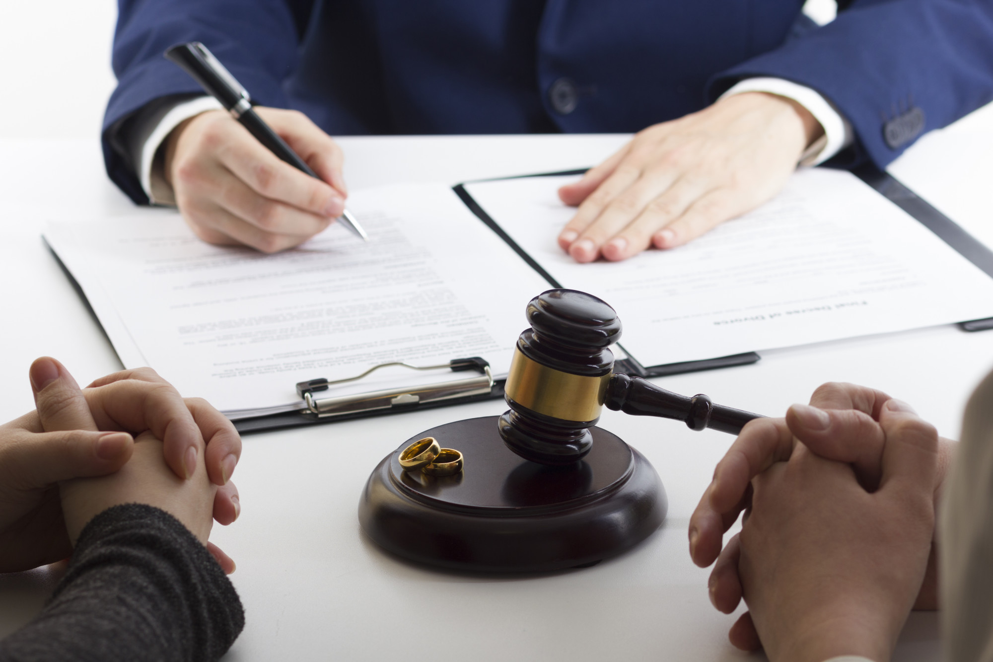 What Should Your Divorce Lawyer Be Doing?