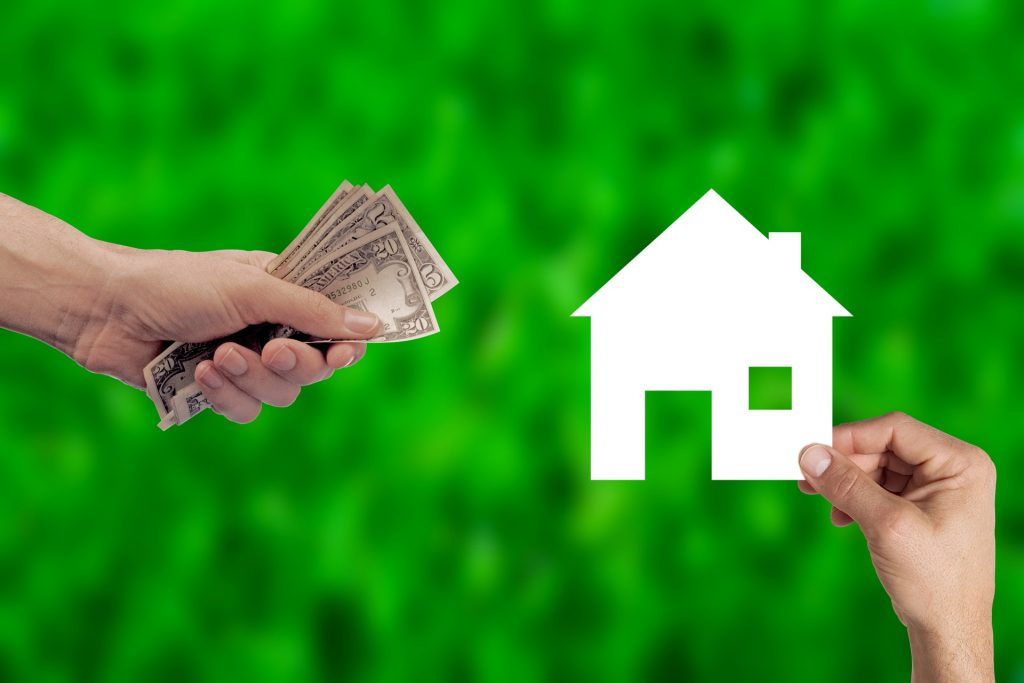 is money from the sale of your house considered income