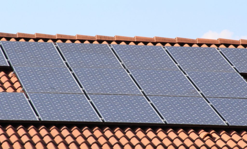 buying solar panels for your home